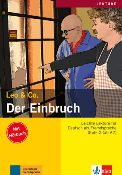 Der Einbruch + CD