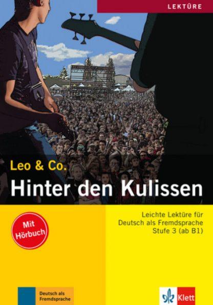 Hinter den Kulissen + CD
